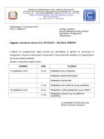 """primaria - Istituto Comprensivo """"MO Attilio Bagnolini"""""""