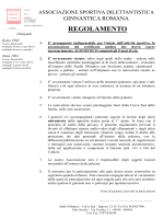 Download - ASD Ginnastica Romana