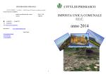 giuda IUC 2014 - Comune di Piossasco