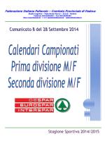 Federazione Italiana Pallavolo – Comitato Provinciale di