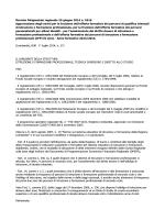 Decreto Dirigenziale regionale 25 giugno 2014 n