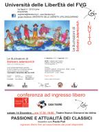 libereta - newsletter 1 dic - Università delle LiberEtà