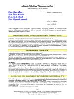 Vedi Circ. 25.02.14 - Studio Dottori Commercialisti