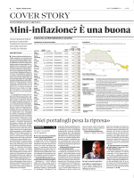I governativi Ue inflation linked