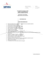 Programma preliminare - SPES - Sindacato Professionisti