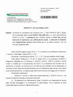 Decreto n. 451 del 25 Marzo 2014 - Regione Emilia