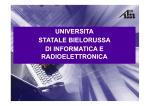(Microsoft PowerPoint - BSUIR presentation IT