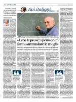 tipi italiani - Stefano Lorenzetto