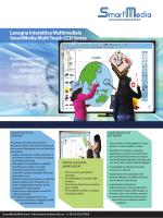 Lavagna Interattiva SmartMedia CCD04