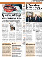 La sparata su Schumi «Non avremo mai più buone notizie su di lui