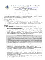informativa IMU 2014 - Comune di Prepotto