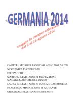 CAMPER : MCLOUIS TANDY 640 ANNO 2005 2.8 JTD