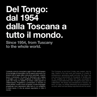 Catalogo Del Tongo