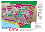 Mappa - Camping Orta