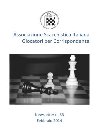 Associazione Scacchistica Italiana Giocatori per