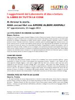 31. Amori Alberi Animali