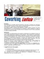Progetto Coworking