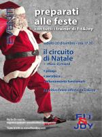 circuito di Natale