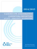 Vademecum 2014-2015 - Padova Est Assicurazioni
