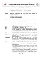 Determinazione del 16 Settembre, n. 384 [file]