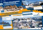Alpines Klimaskigebiet: