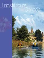 Tours Canada - Il Quinto Mondo
