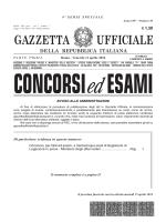 GAZZETTA UFFICIALE - STAFF Studio Associato