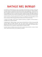 NATALE NEL BORGO - Comune di San Martino in Pensilis