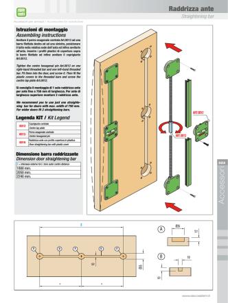 Accessori - Sisco Sistem Srl