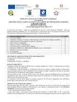 Bando - Provincia di Caserta