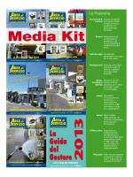 Media Kit - Area di Servizio