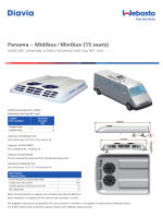 Panama – Midibus / Minibus (15 seats)