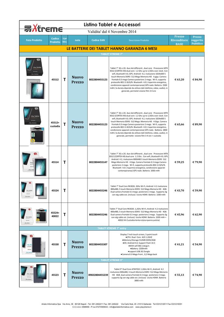 Xtreme 40157 Kit Alimentazione Tablet//Smartphone Universale con Doppia Alimentazione USB e Cavo USB con Micro USB