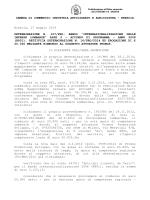 BRESCIA Brescia, 27 maggio 2014 DETERMINAZIONE N. 127/PRO