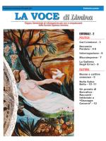 La voce di Limina Edicion No 8 ITALIANO