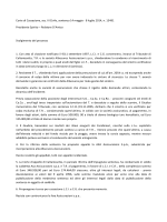 Corte di Cassazione, sez. III Civile, sentenza 14 maggio - 8