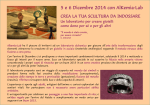 5 e 6 Dicembre 2014 con AlKemia-Lab