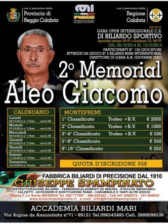 2 trofeo aleo giacomo.jpg - Accademia Biliardi Mari Reggio Calabria
