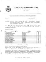IMU - Anno 2014 - ALIQUOTE - Comune di Olgiate Molgora