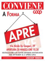 A FORMIA - Unicoop Tirreno