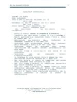 Curriculum di alessandro del monte aggiornato al 02/05/2014