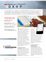 Transporeon - Logistica Management