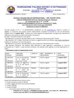 Comunicazione Corsi SIRi HP Roana 24-30 agosto