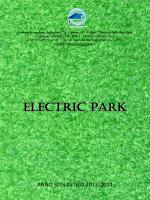 ELECTRIc PARK - Istituto di Istruzione Superiore Cuomo Milone