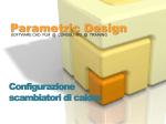 Diapositiva 1 - Parametric design