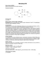 Benalaxyl-M - Prontuario Muccinelli