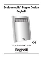 Scaldameglio® Bagno Design Beghelli