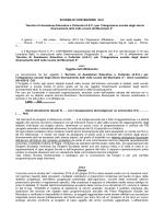 """SCHEMA DI CONVENZIONE All.C """"Servizio di"""