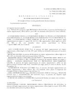 Consiglio di Stato, sez. IV, 12 maggio 2014, n. 2403