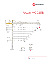 Potain MC 235B